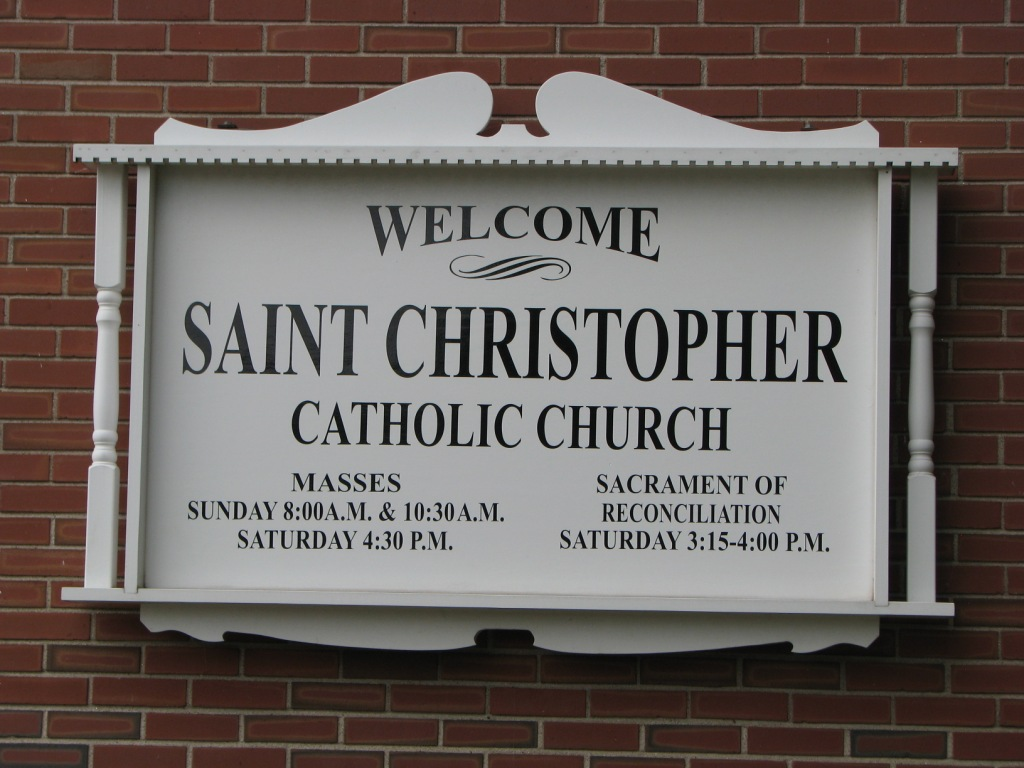 St Christopher S
